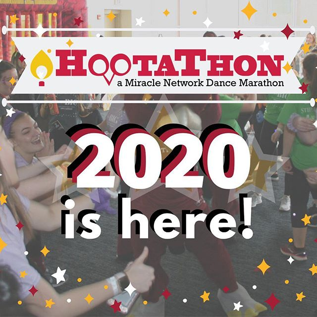 COMMITTEE MEMBER APPLICATIONS ARE NOW OPEN, LINK IN BIO! HootaThon 2020 has officially started and our Executive Team is excited to kick it off with recruiting dedicated committee members! Deadline for the application is Wed, April 10th.