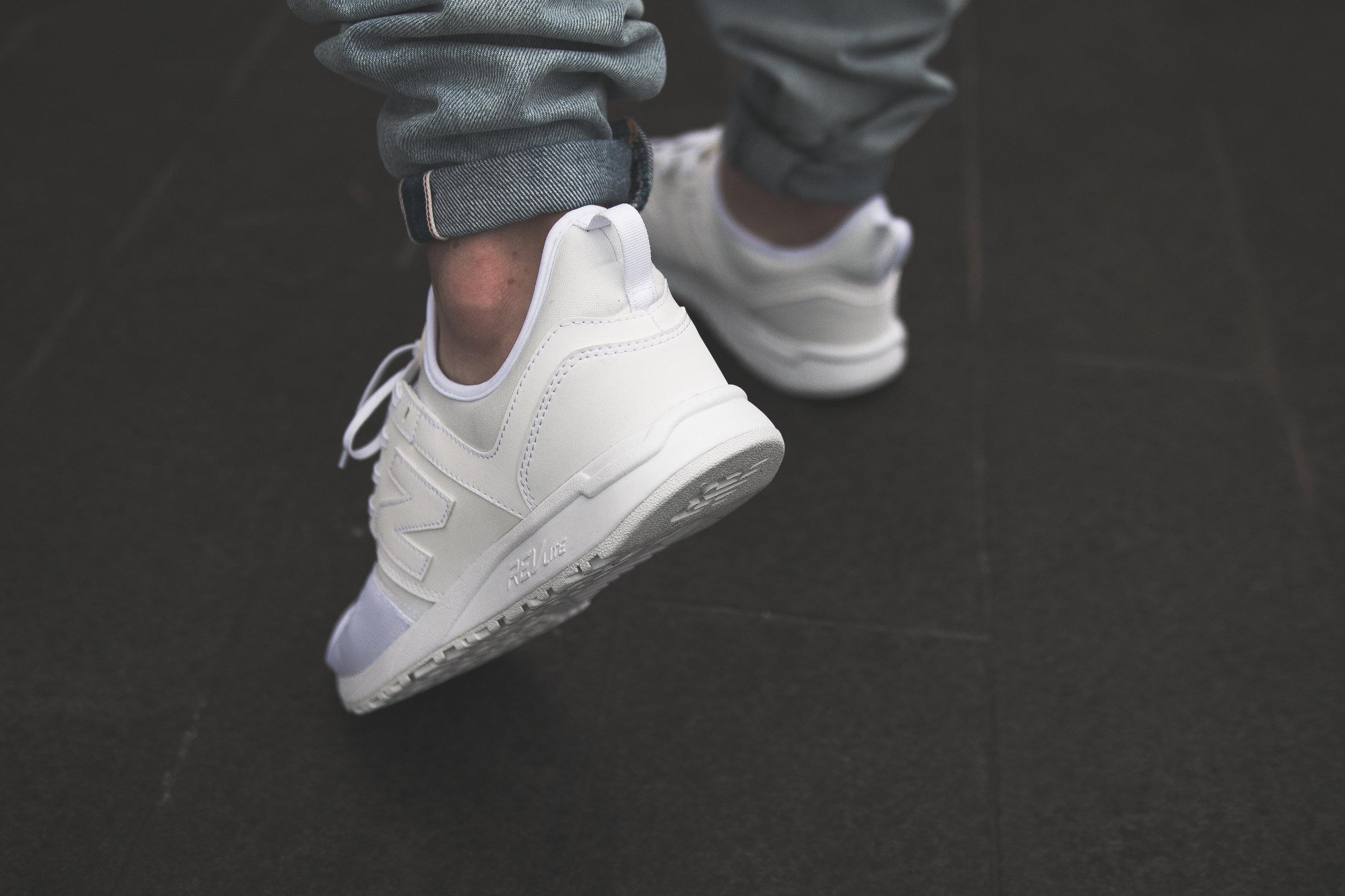 On Feet: New Balance 247