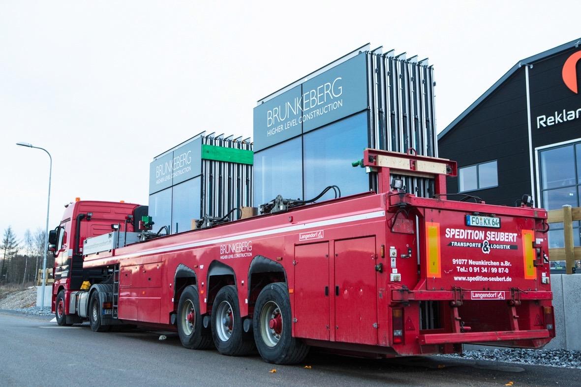 Brunkeberg® Vertical Transport