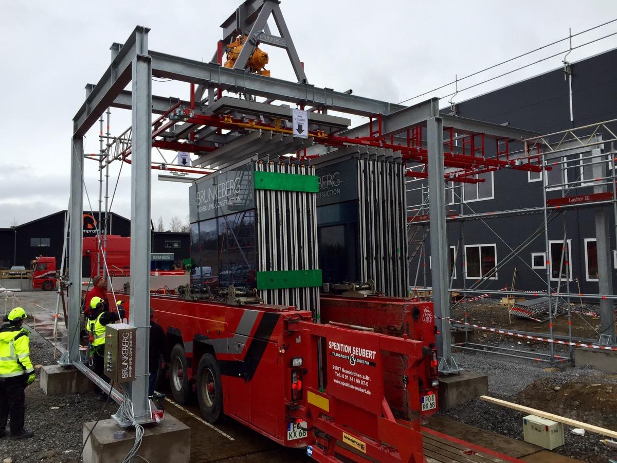 Brunkeberg® Speed Offloading Station