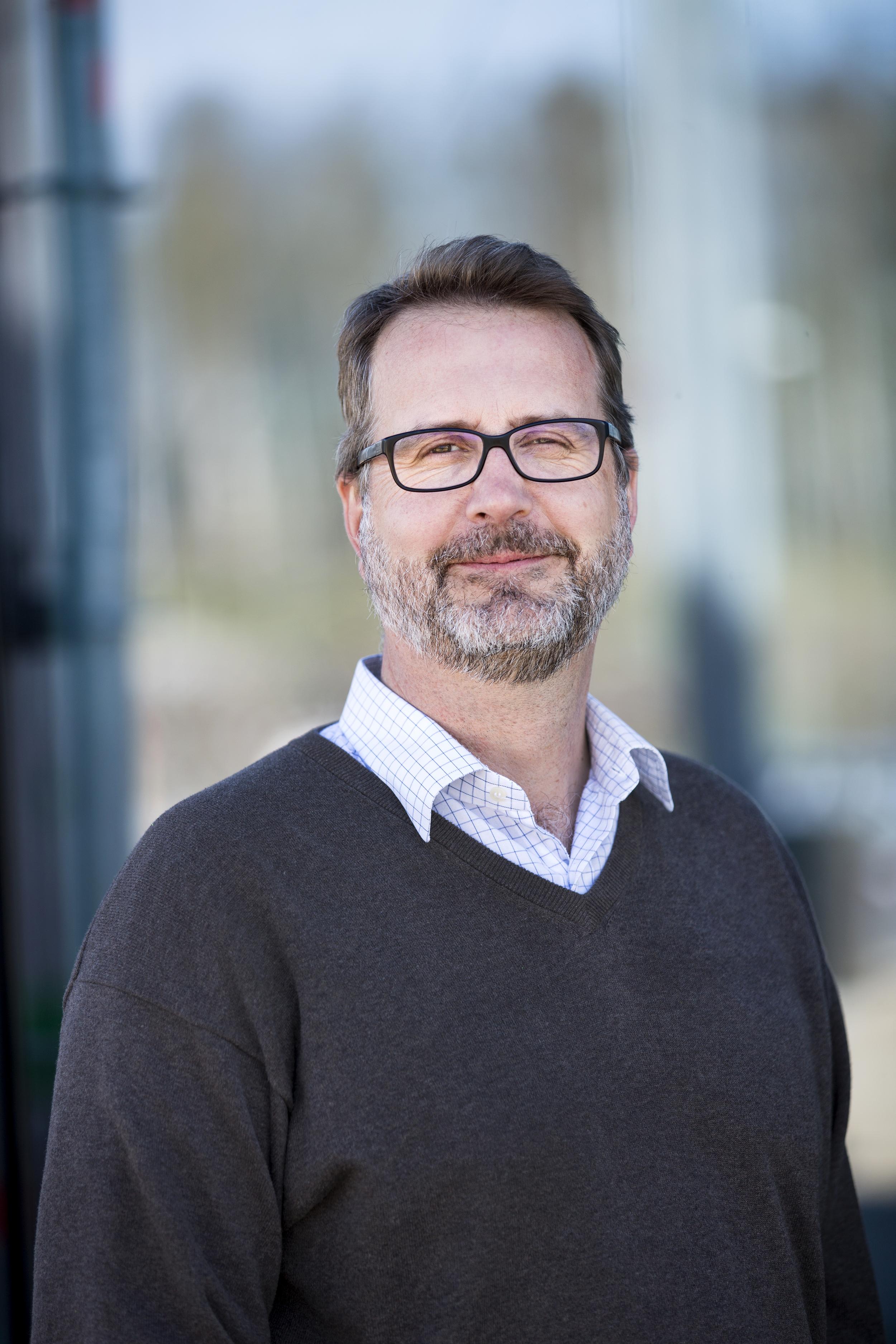 Martin White, CEO