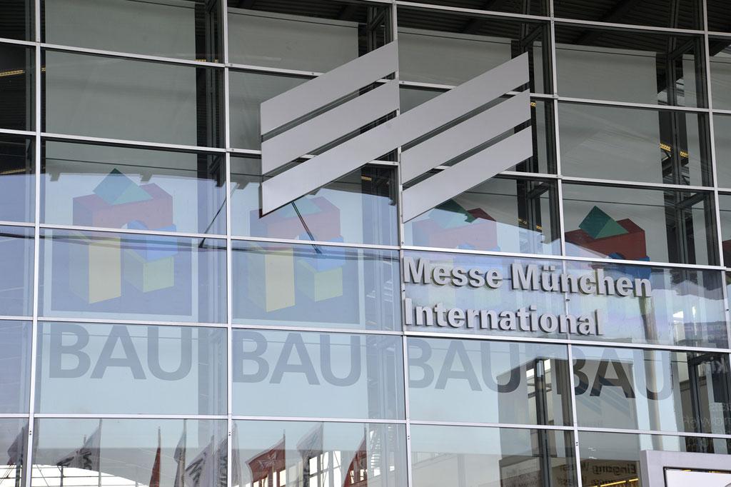 Photo: Messe München International  Buy tickets:  http://bau-muenchen.com/