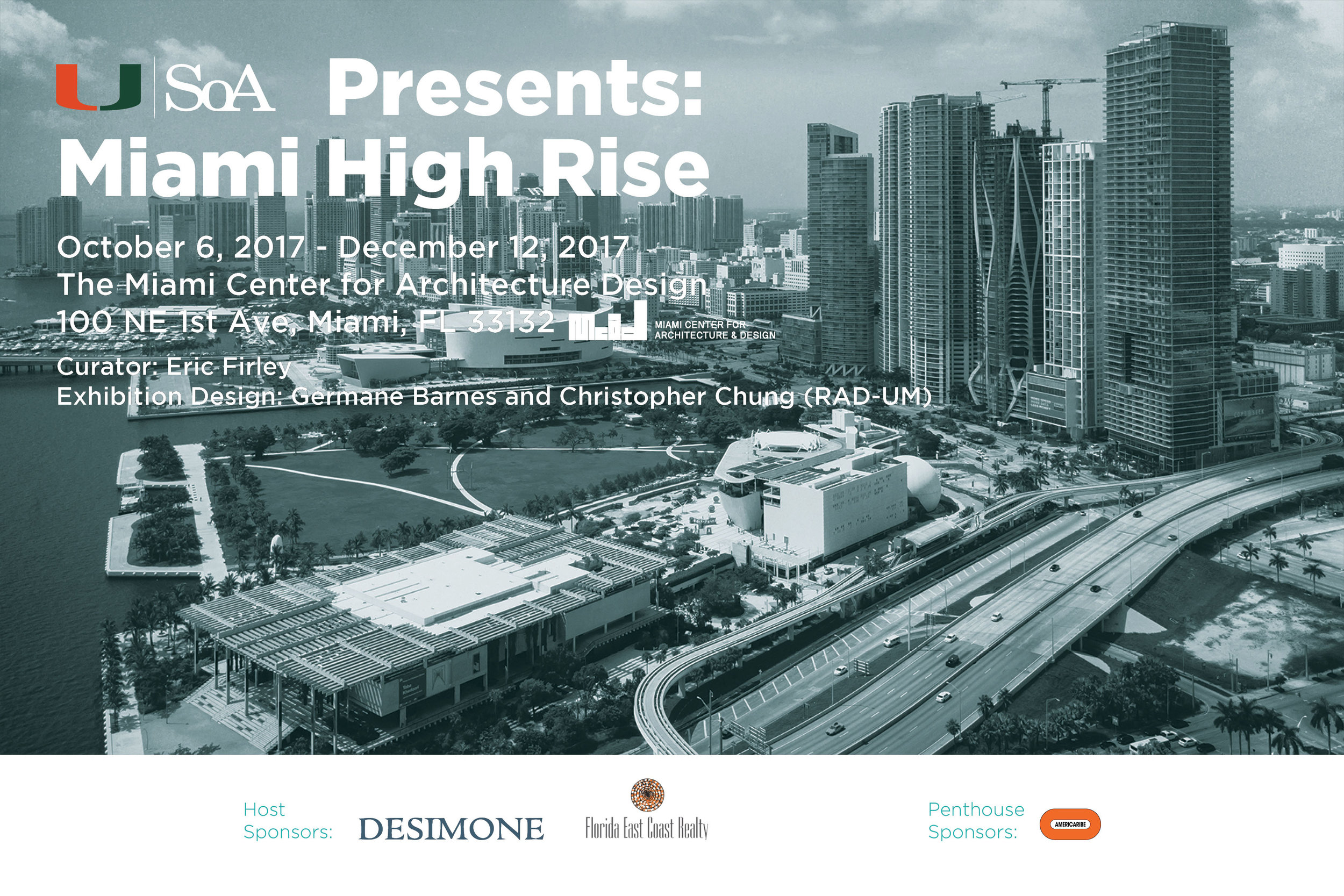 Miami High Rise flyer