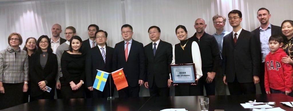 Nanjing Sweden Matchmaking
