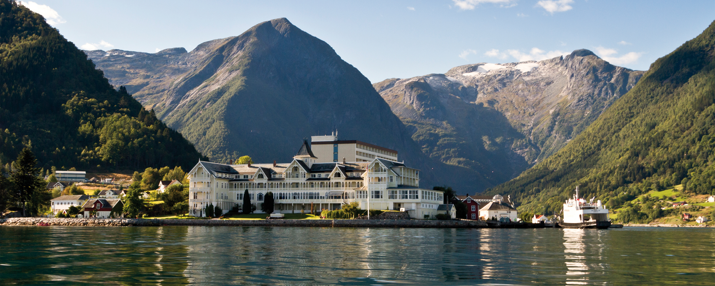 Extended season for the expressboat between Flåm and Bergen