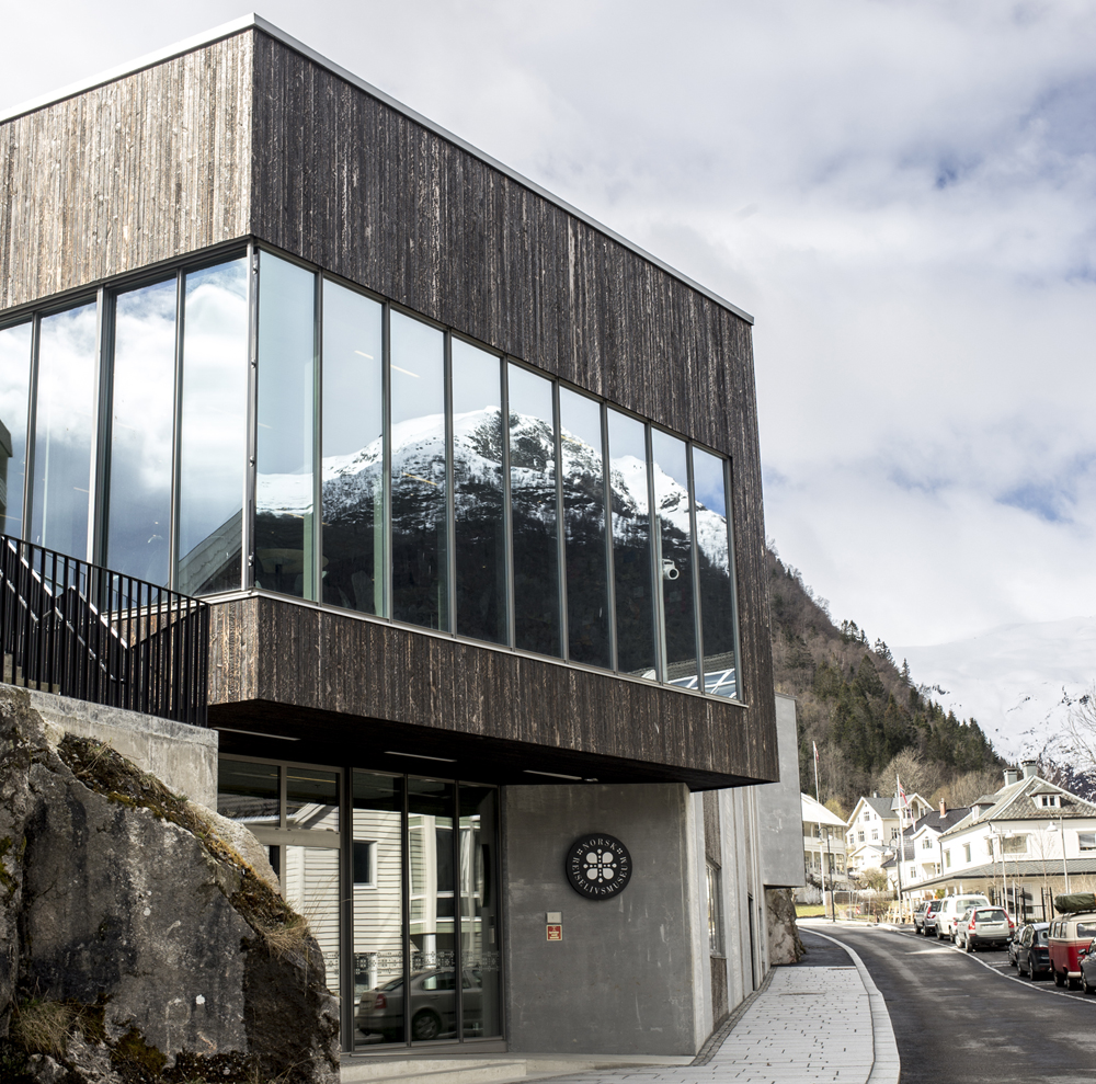 The Norwegian Travel & Tourism Museum in Balestrand