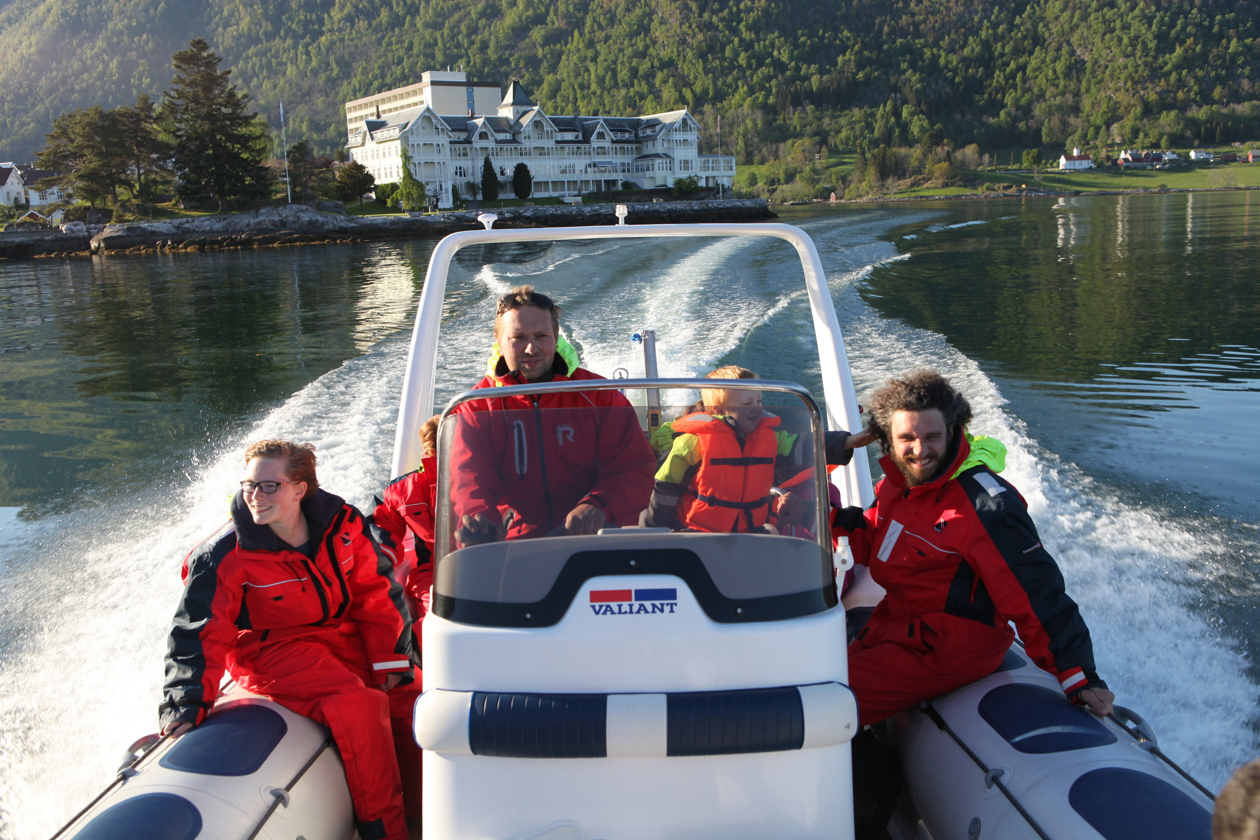 Balestrand Fjord Adventure