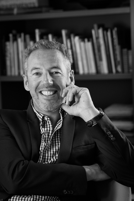 Ernst Rene van Tatenhove, architect en partner bij Oomen Architecten