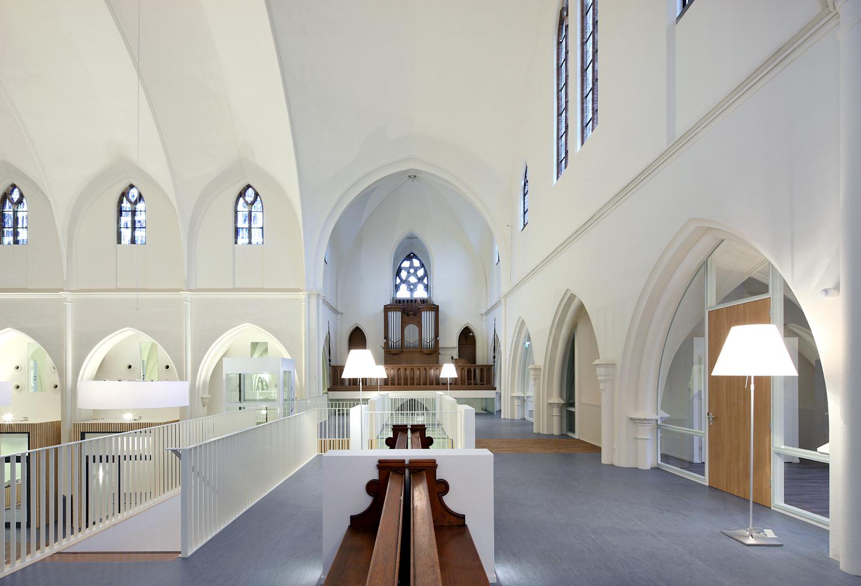 Herbestemming Kerk Heerle (1986)