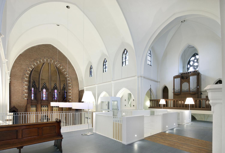 Herbestemming Kerk Heerle
