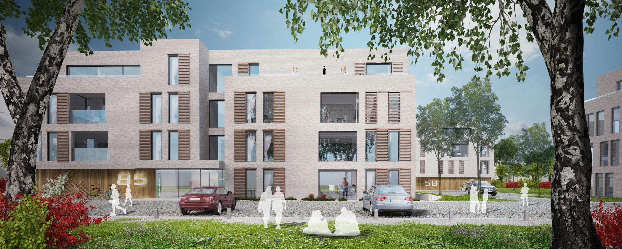 Appartementen Molenstaete Breda
