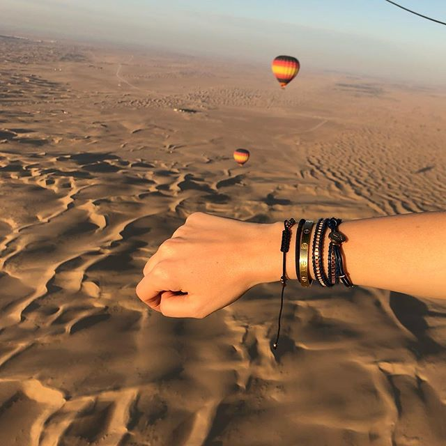 Bring your Miorai bracelets to your next destination #miorai #bracelets #cartier #bracelet #dubai #dubailife #watchesofinstagram #lovebracelets #jewelry