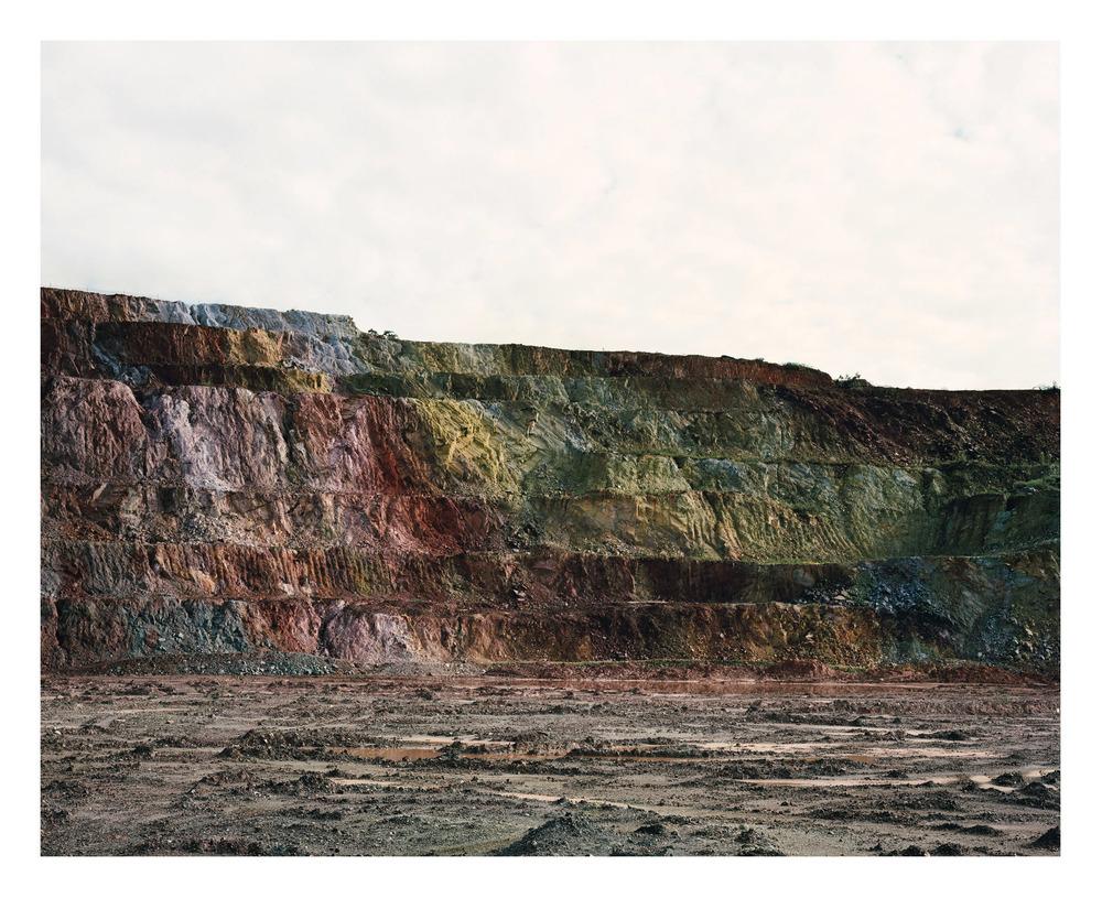 10 Mine (Orogenic Deposit), 2010 srbg,  ©  Bas Princen (courtesy of the artist)