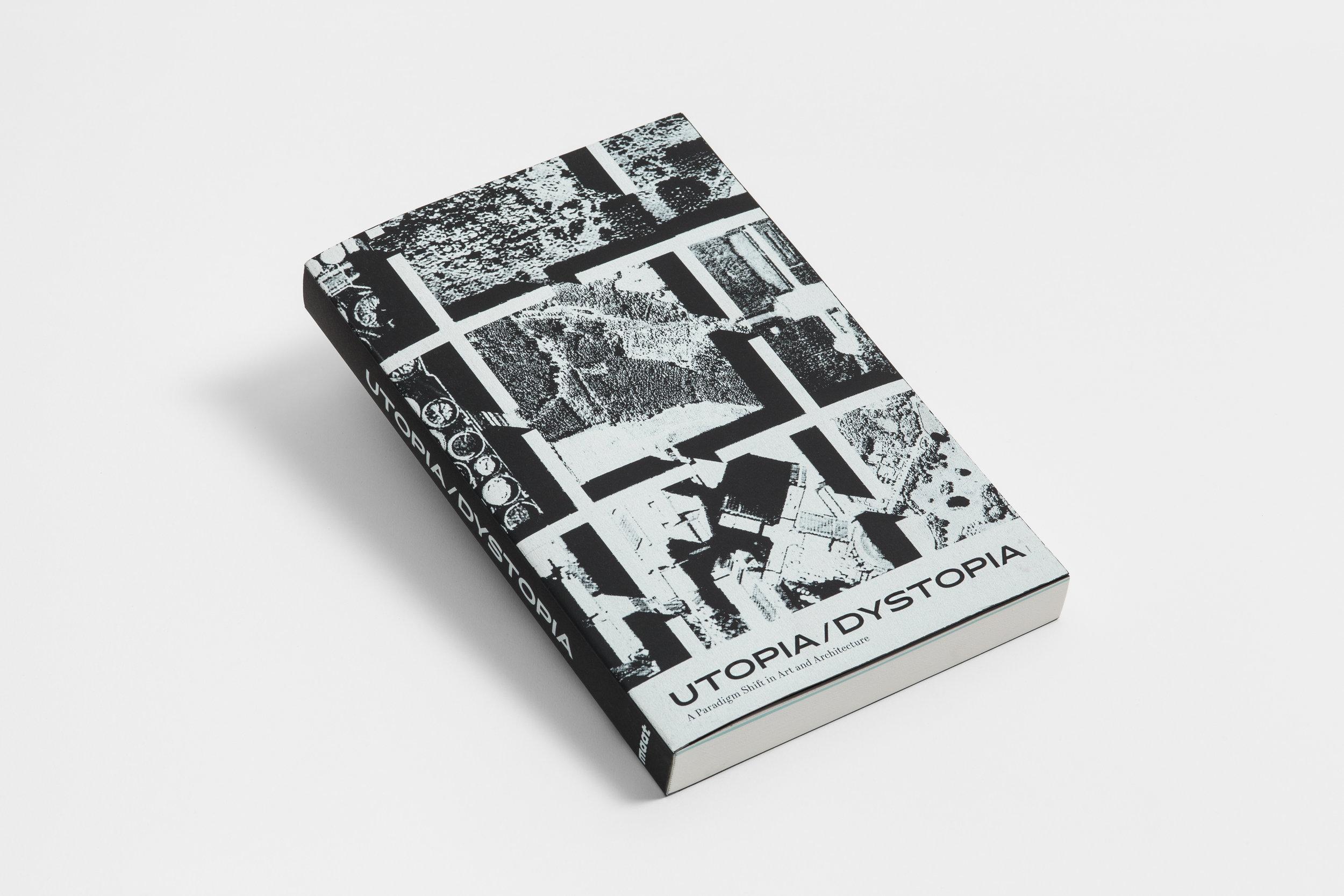 Gadanho, Pedro; Laia, João; Ventura, Susana (eds.);  Utopia / Dystopia: A Paradigm Shift in Art and Architecture . Milano: Mousse Publishing, Fundação EDP, March 2017. Cover photograph by Bruno Lopes, courtesy Fundação EDP.