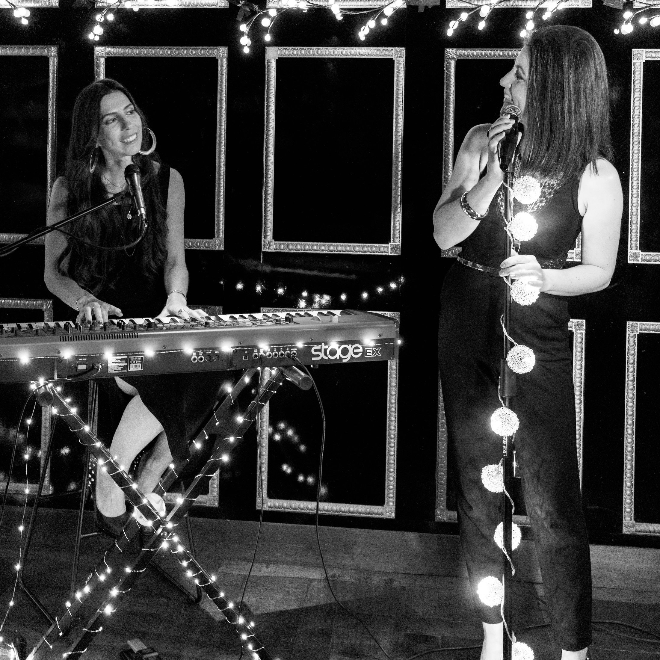 IF I AIN'T GOT YOU - DUOVocals & KeysStarting from £400Acoustic performance of hit songs with the ability to customise sets to suit the event and style.Perfect for occasions looking for background music to create an atmosphere and entertain guests.Set up & soundcheck time: 1 hour