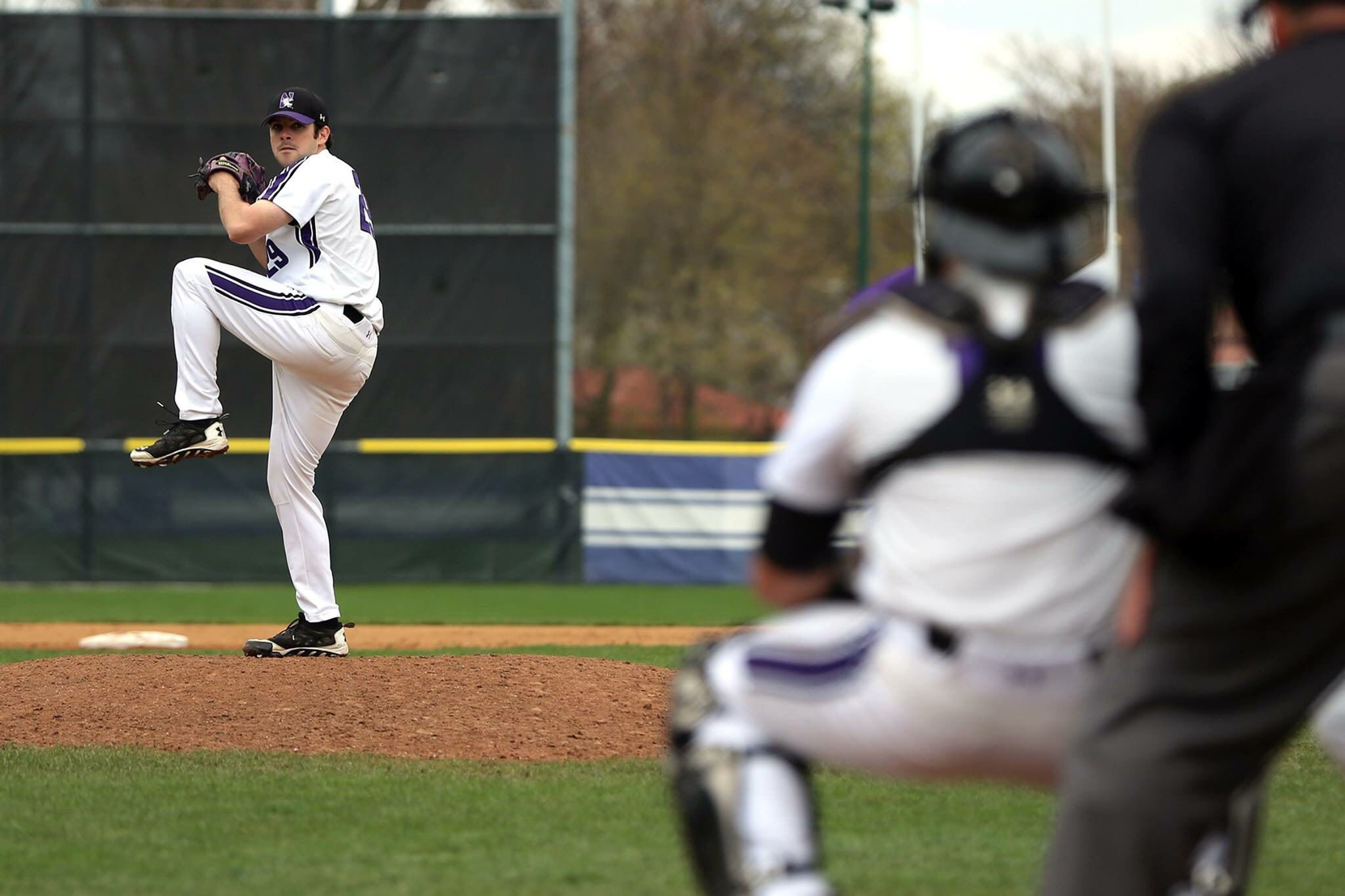 Nick Friar Northwestern Baseball