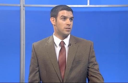 Nick Friar Sportsjournalist