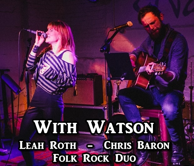 Join us for a session of original music at Rockaway Brewing Company- Leah Roth and Rockaway's own Chris Baron bring their folk/rock stylings to the upstairs space. Drink, kick back, and enjoy some tunes!