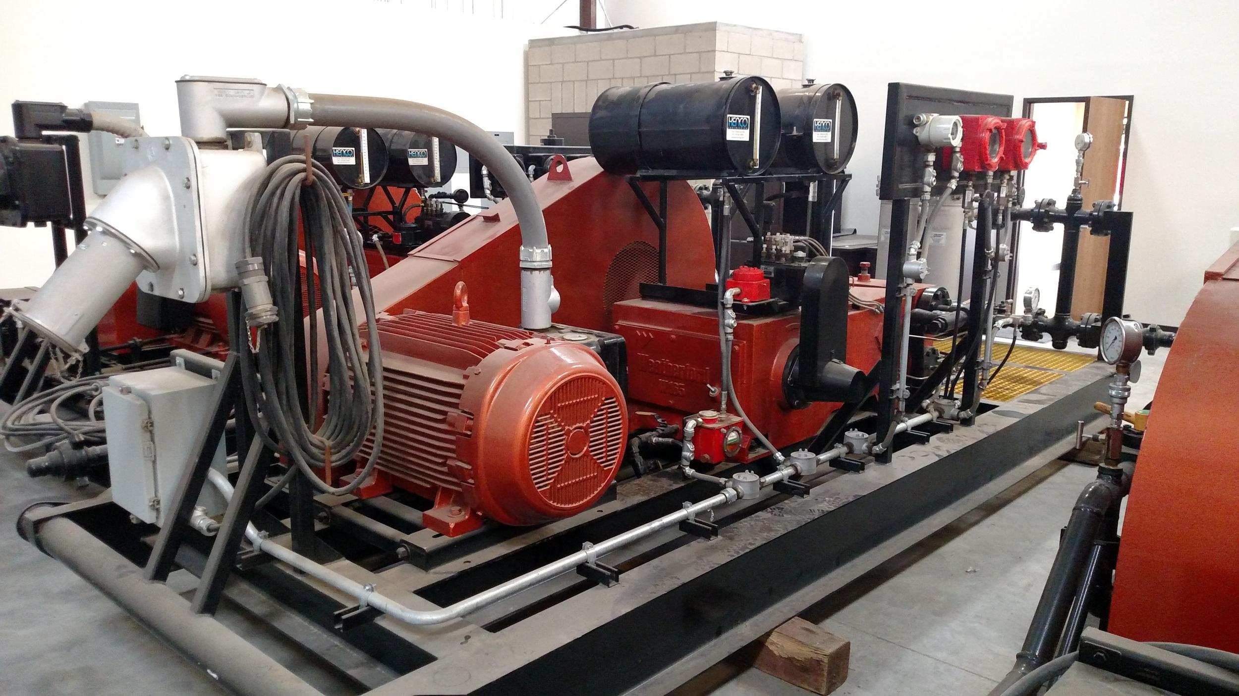 165 & 200 Horsepower Rental PumpFleet