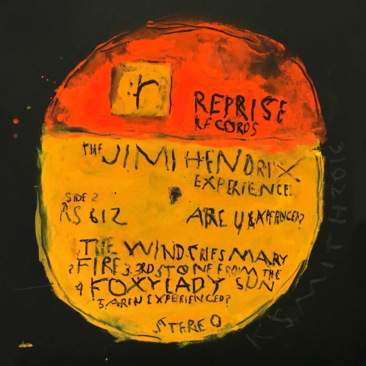 Jimi Hendrix / Are you experienced?