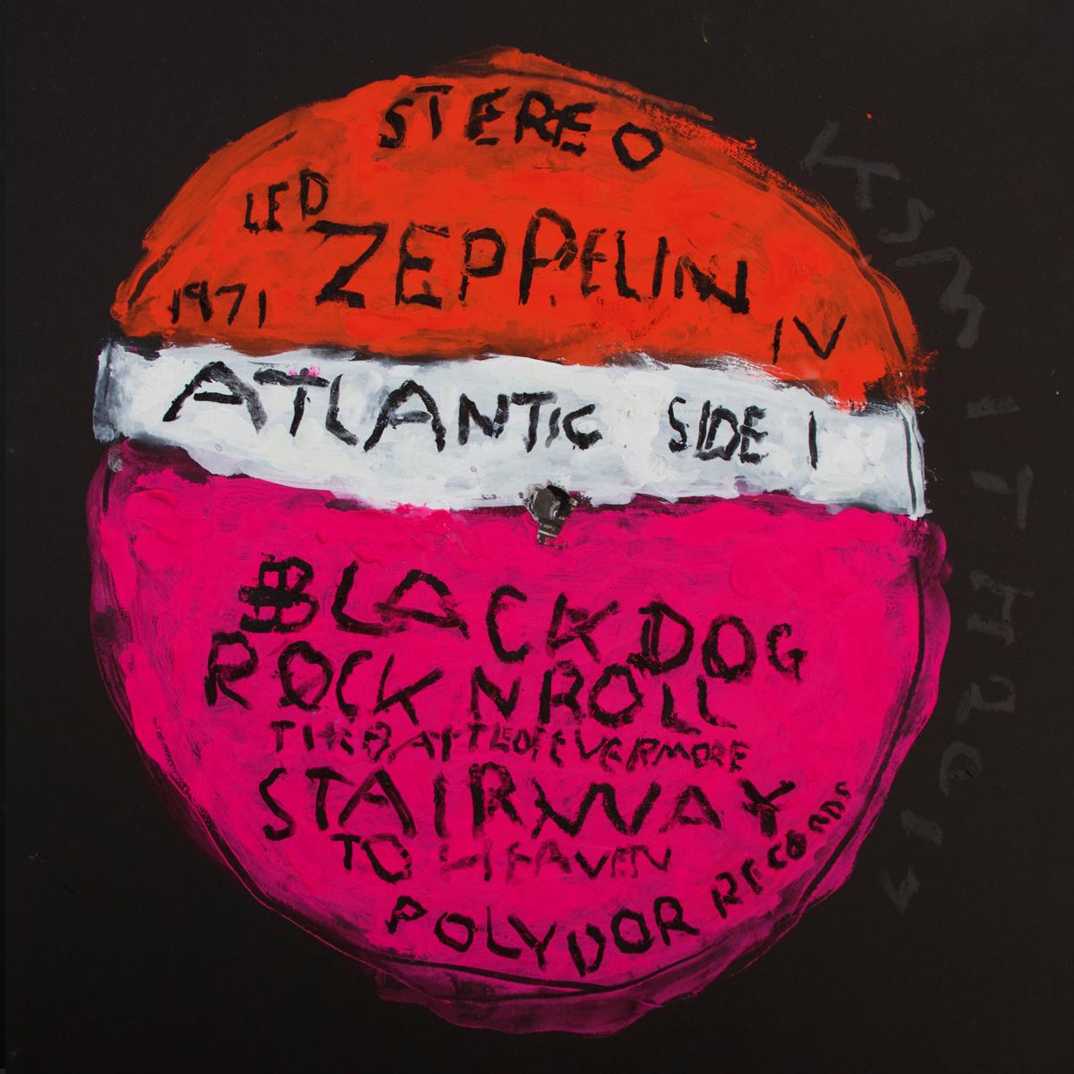 Led Zeppelin 4 / side 1