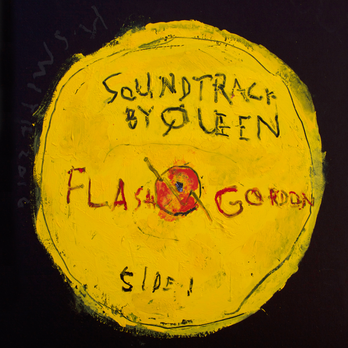 Queen / Flash Gordon #1