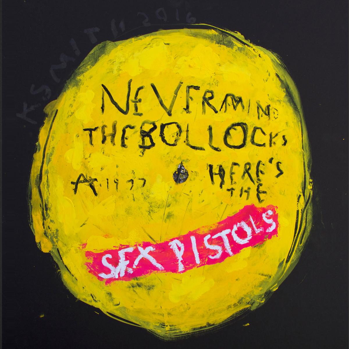 Sex Pistols/ Never mind the Bollocks