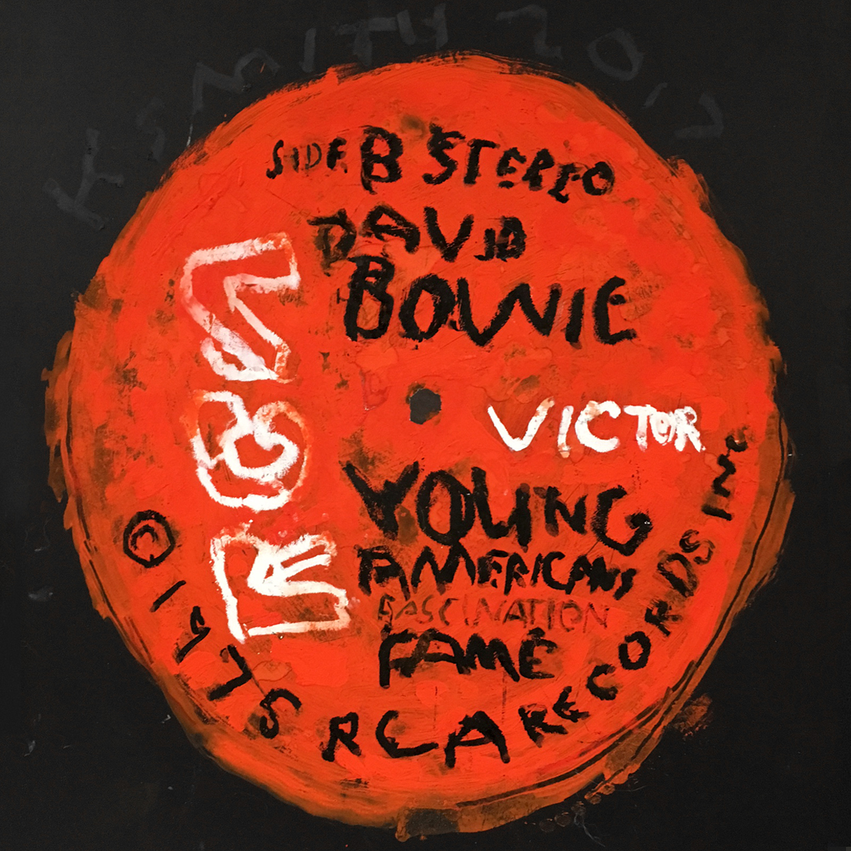David Bowie / Young Americans