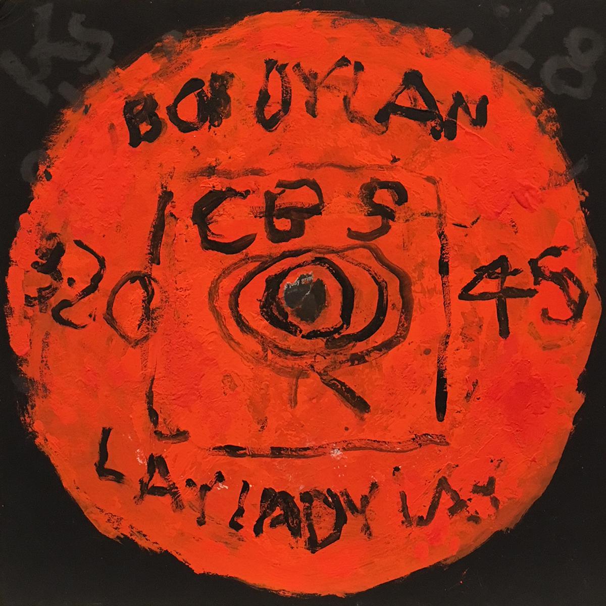 Bob Dylan / Lay Lady Lay