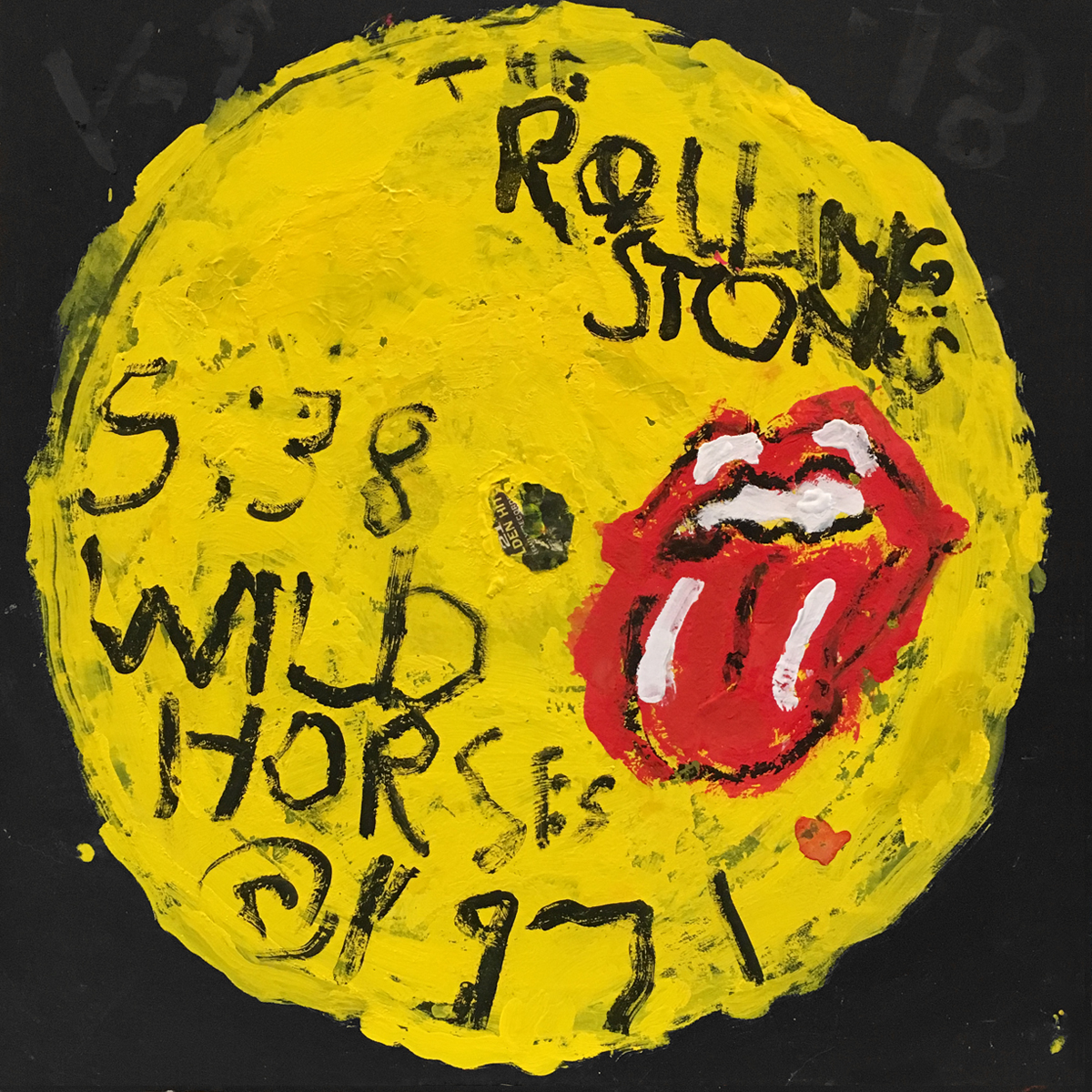 Rolling Stones / Wild horses