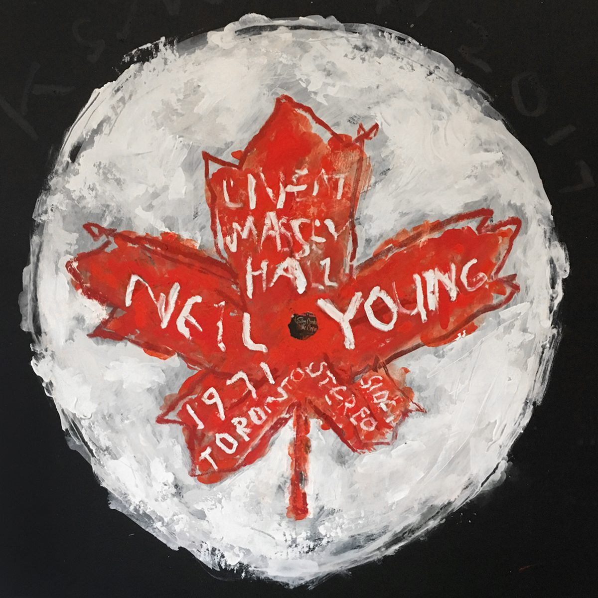 Neil Young / Live at Massey Hall