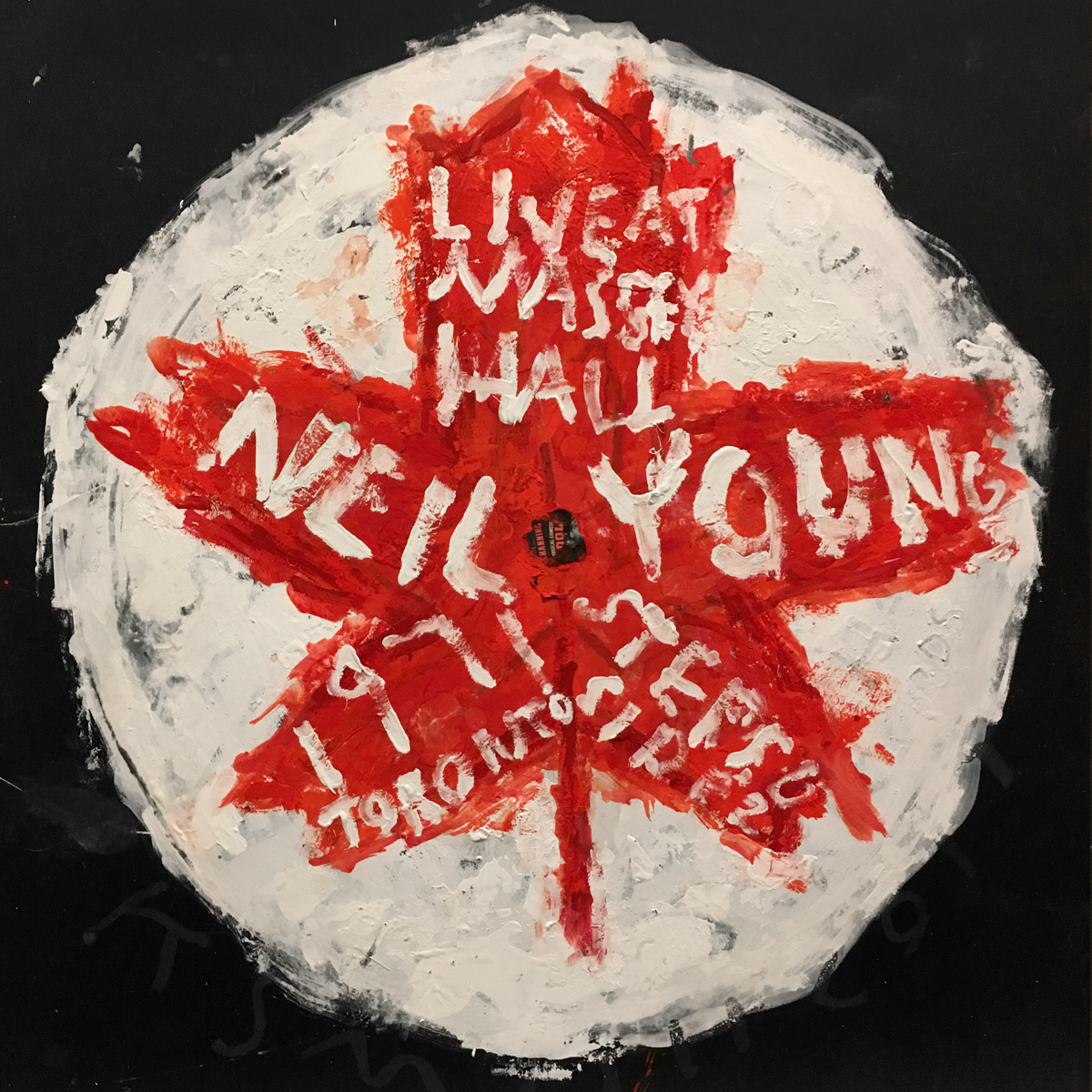 Neil Young / Live at Massey Hall #2