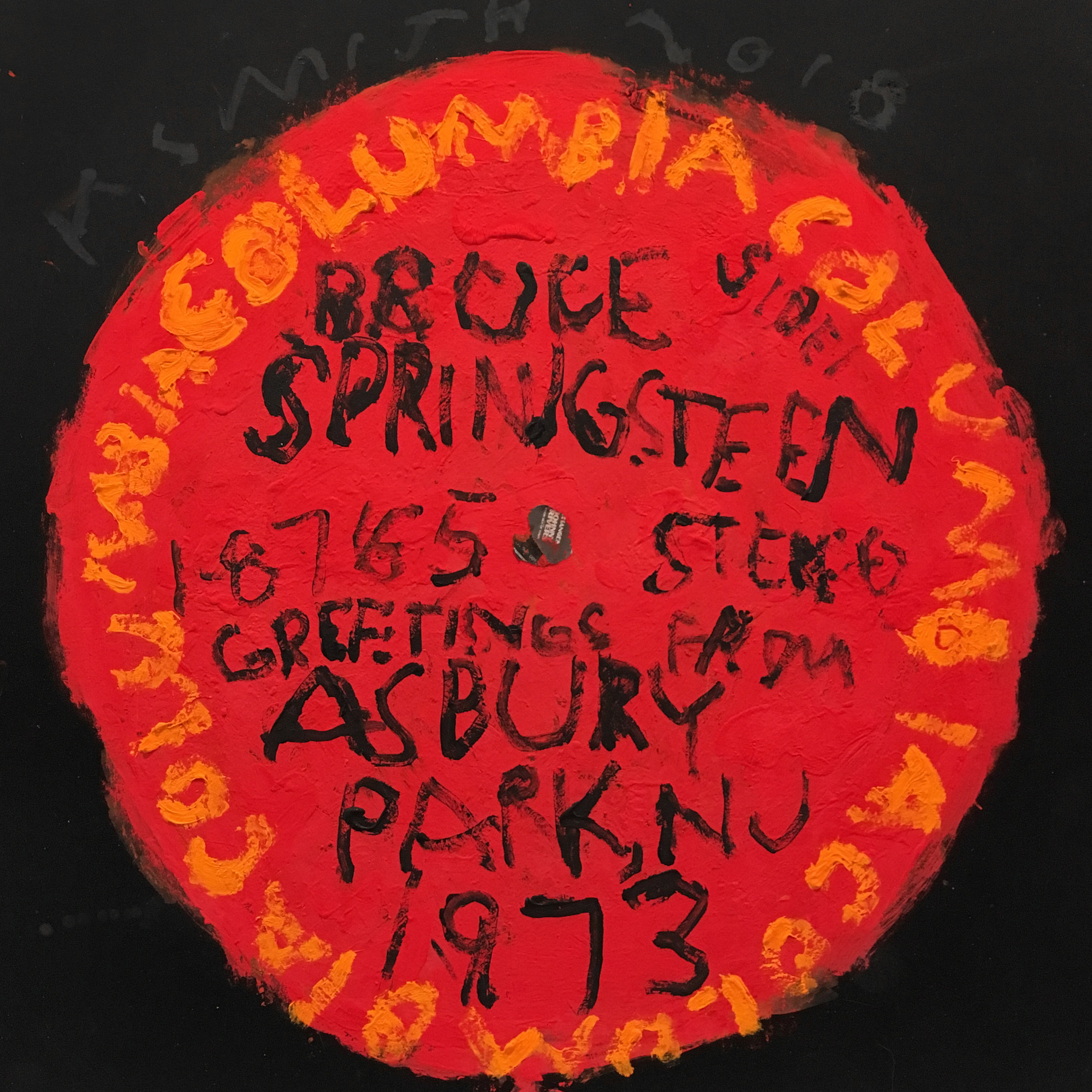 Bruce Springsteen / Greetings from Asbury Park, NJ