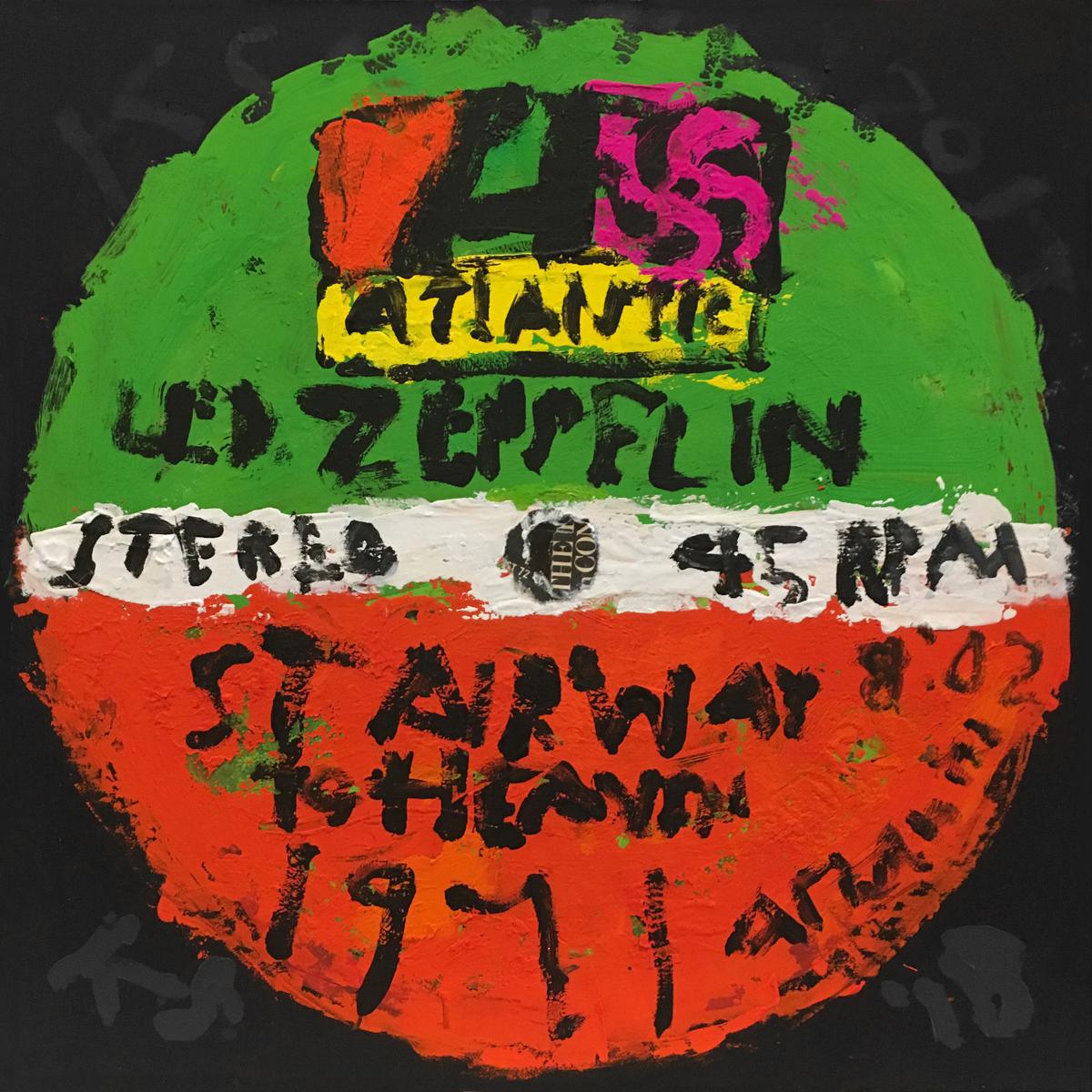Led Zeppelin / Stairway to Heaven