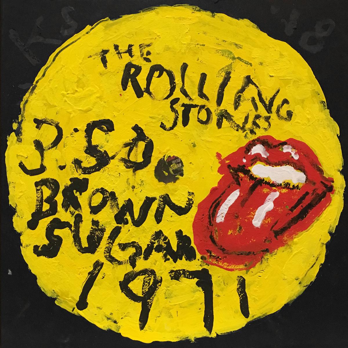 Rolling Stones / Brown sugar