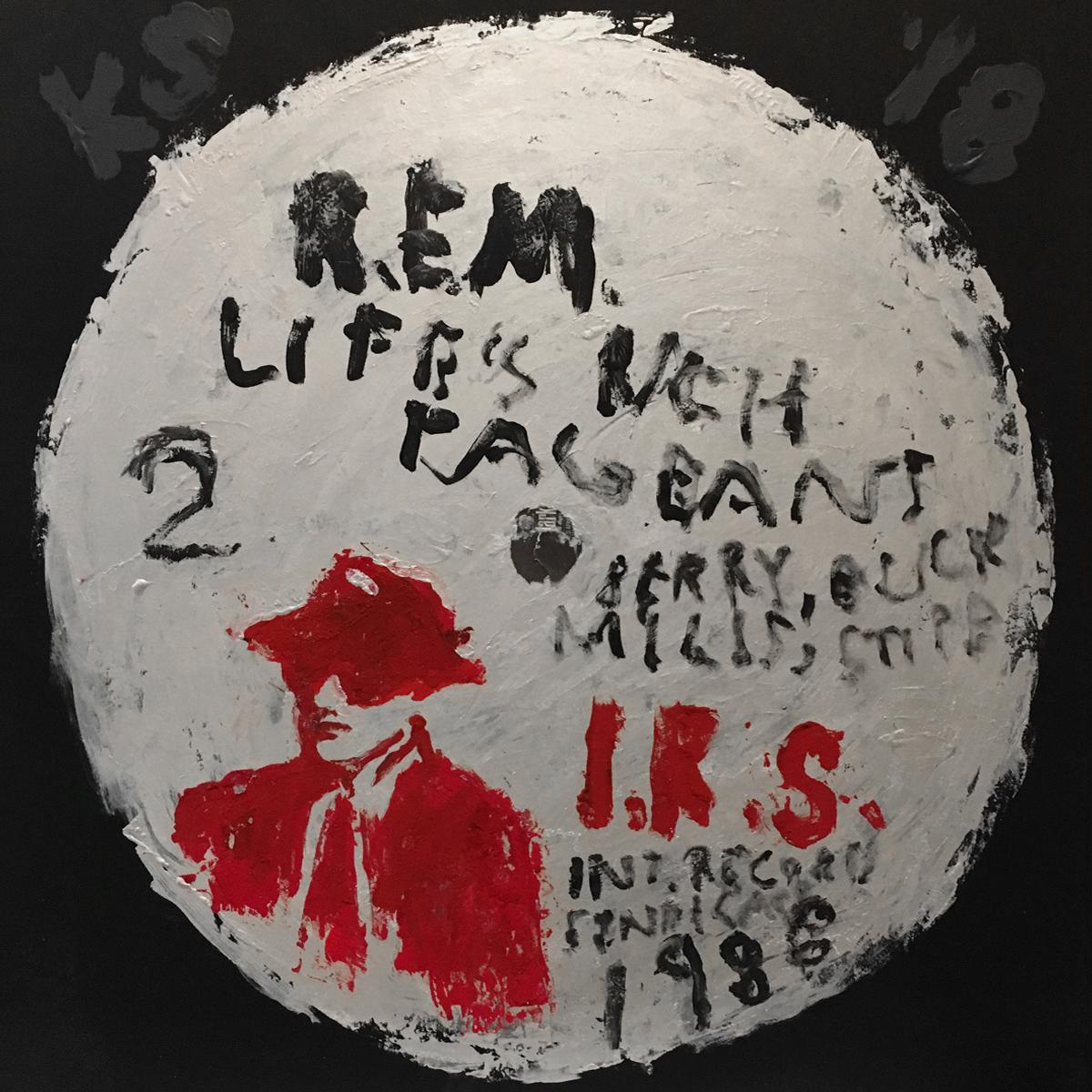 REM / Life's rich pageant