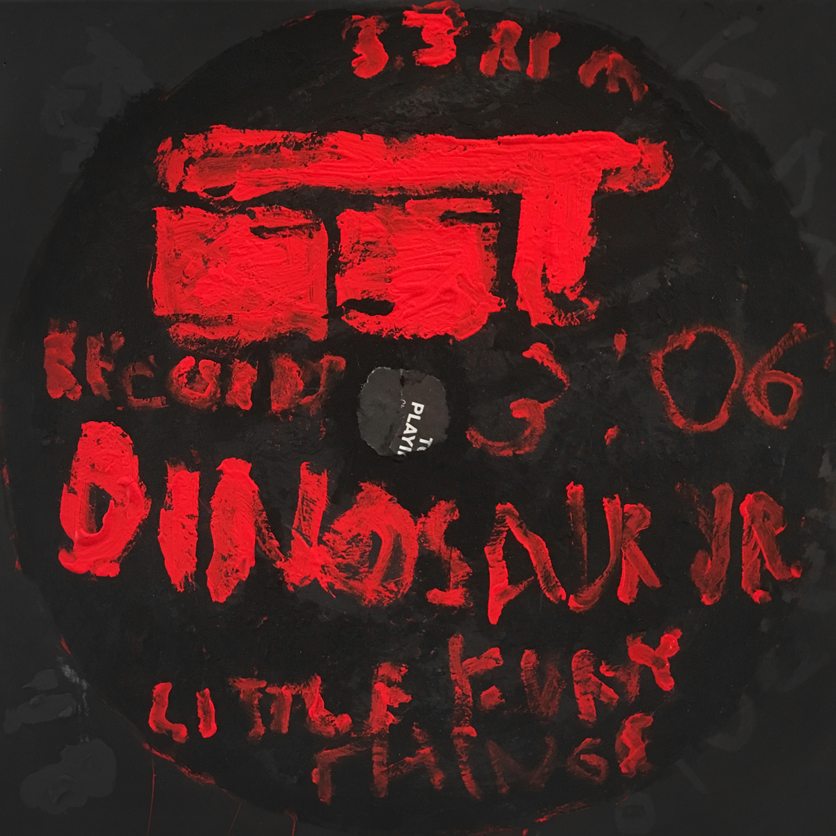 Dinosaur Jr. / Little fury things