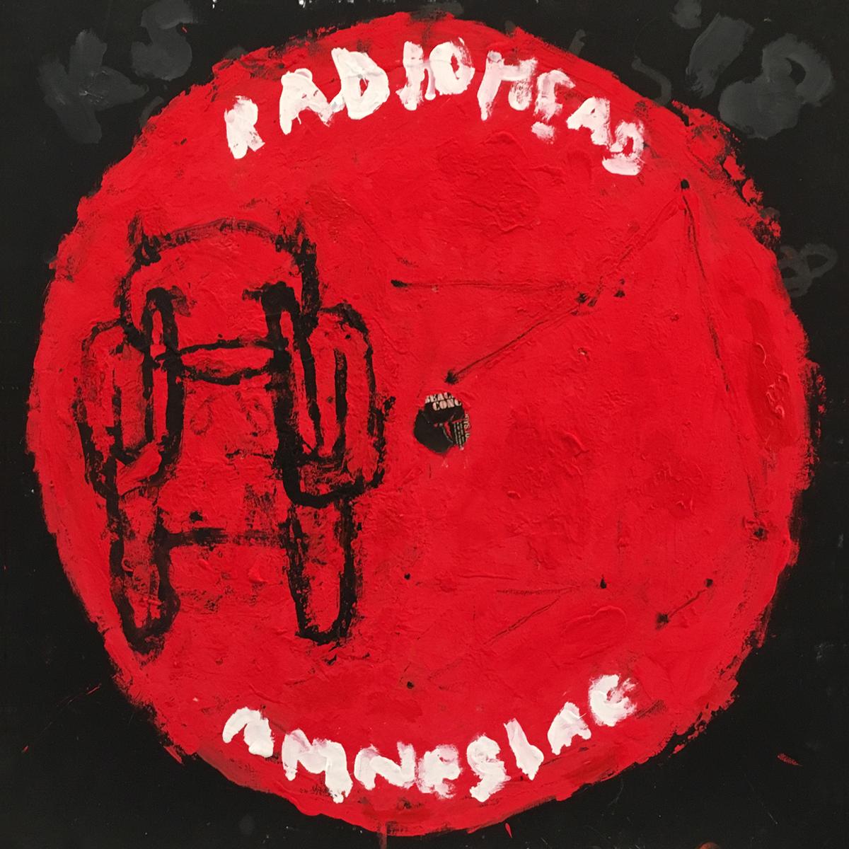 Radiohead / Amnesiac #10