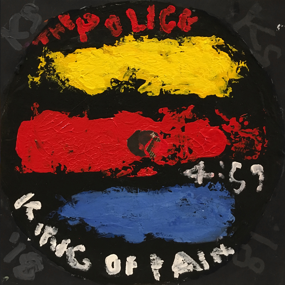 The Police / King of pain