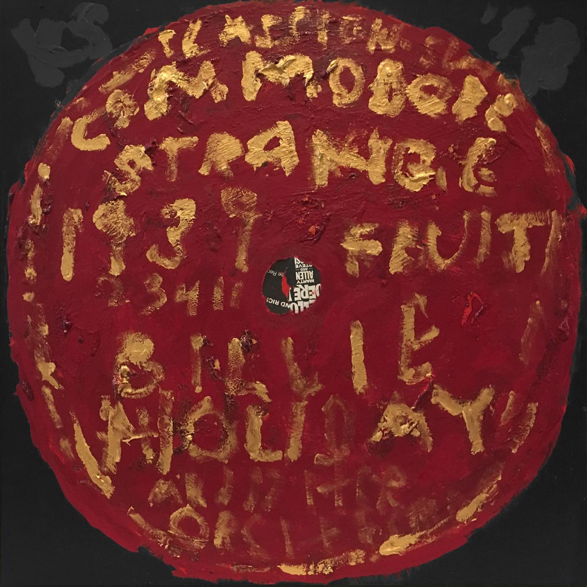 Billie Holiday / Strange Fruit