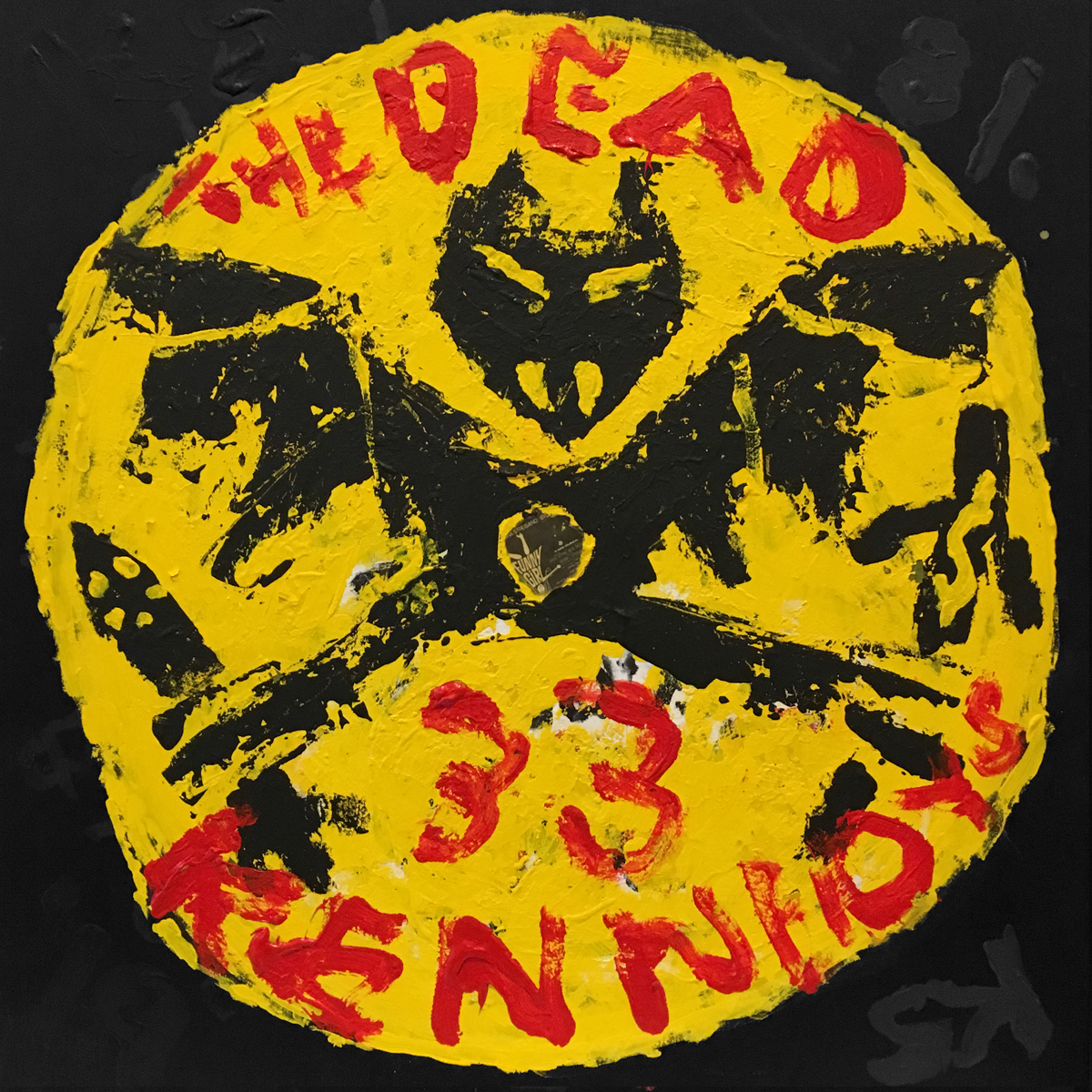 The Dead Kennedys (yellow)