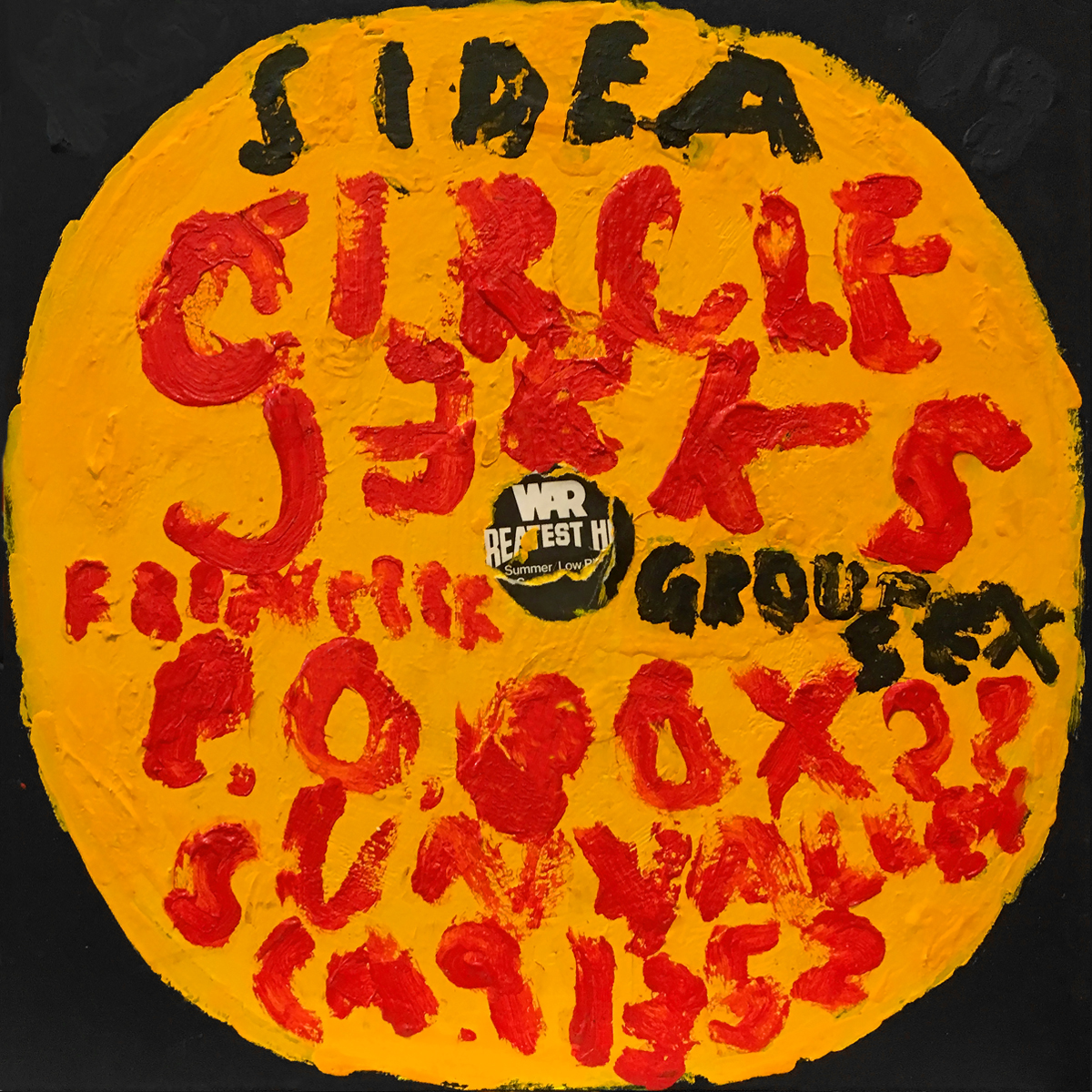Circle Jerks / Group Sex