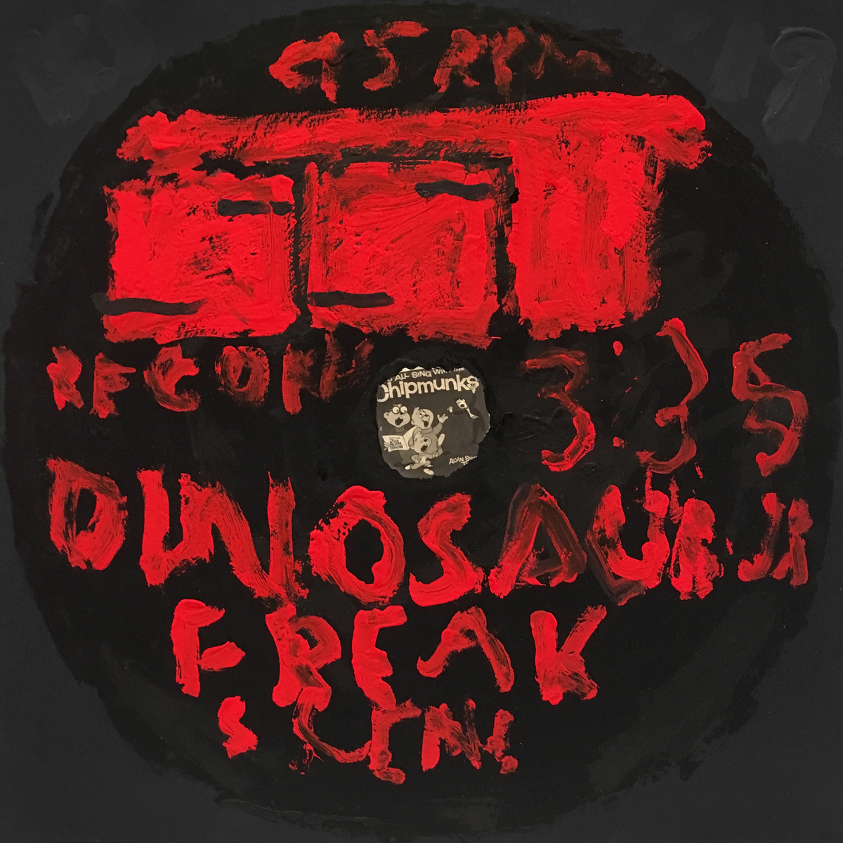 Dinosaur Jr. / Freak Scene