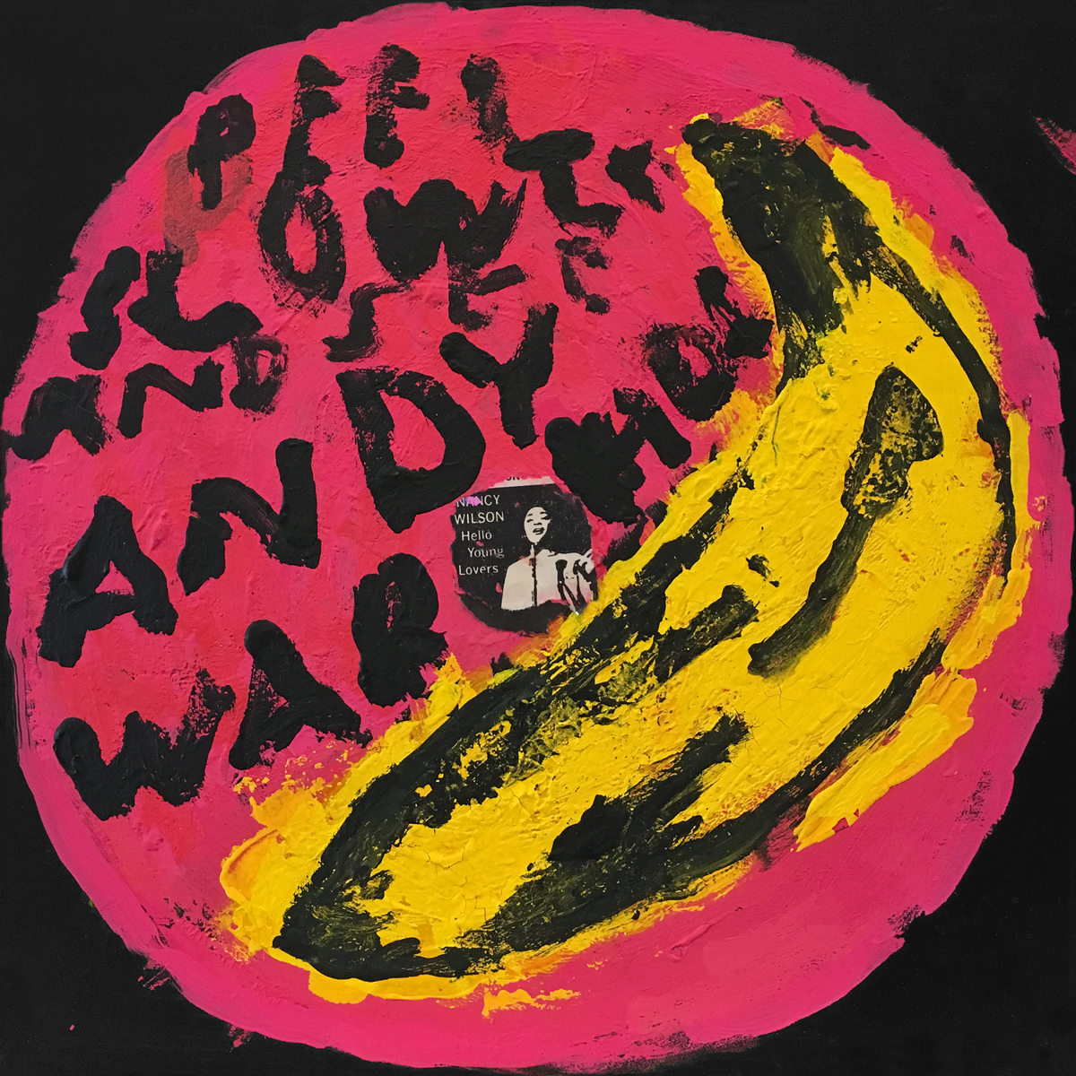 Velvet Underground / Andy Warhol (Pink)