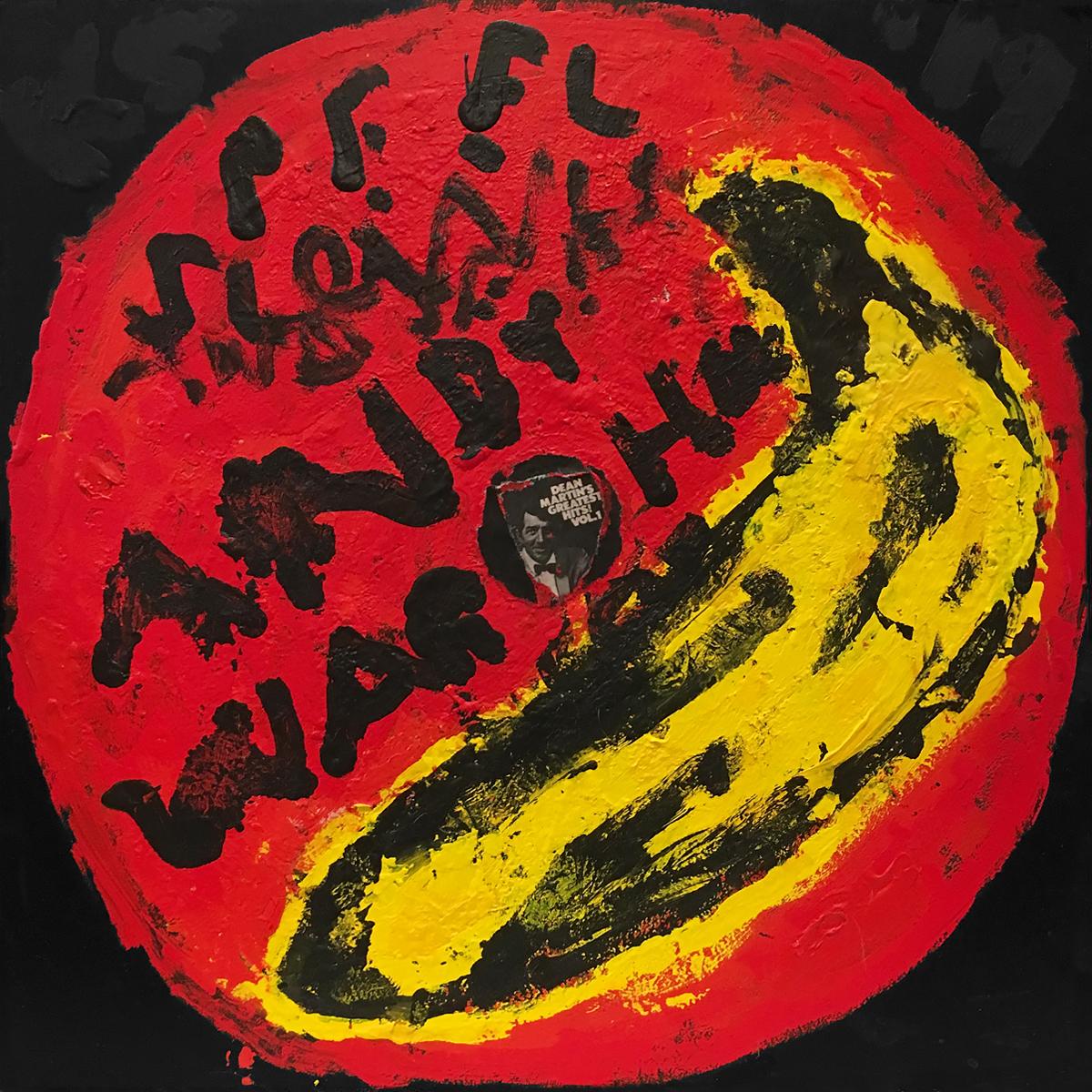 Velvet Underground / Andy Warhol (Red)
