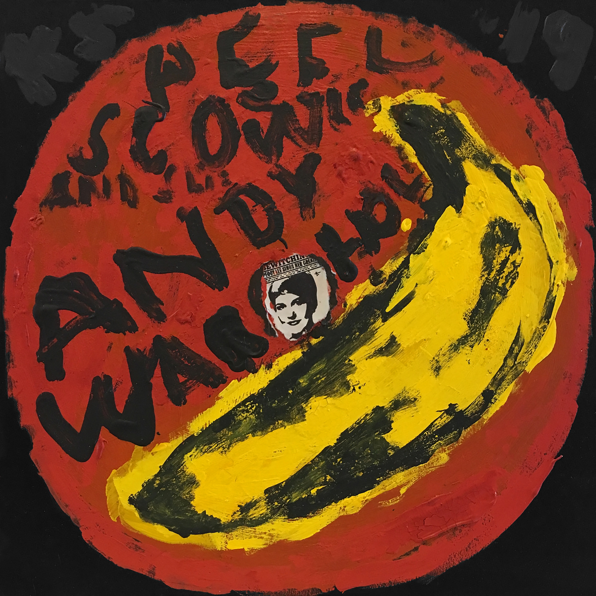 Velvet Underground / Andy Warhol (Rust)
