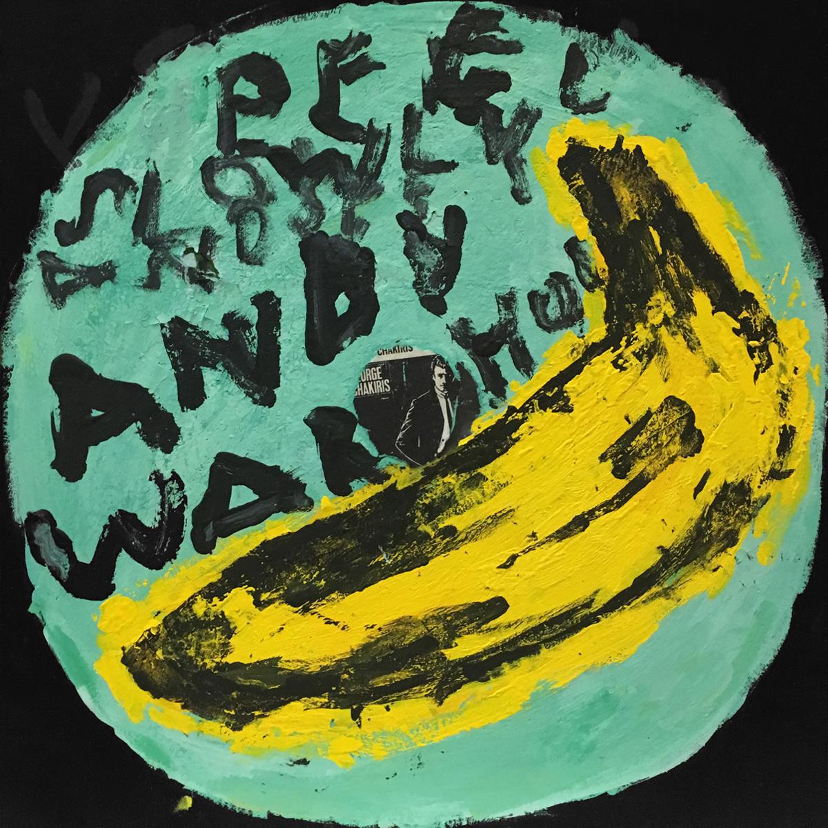 Velvet Underground / Andy Warhol (Teal)
