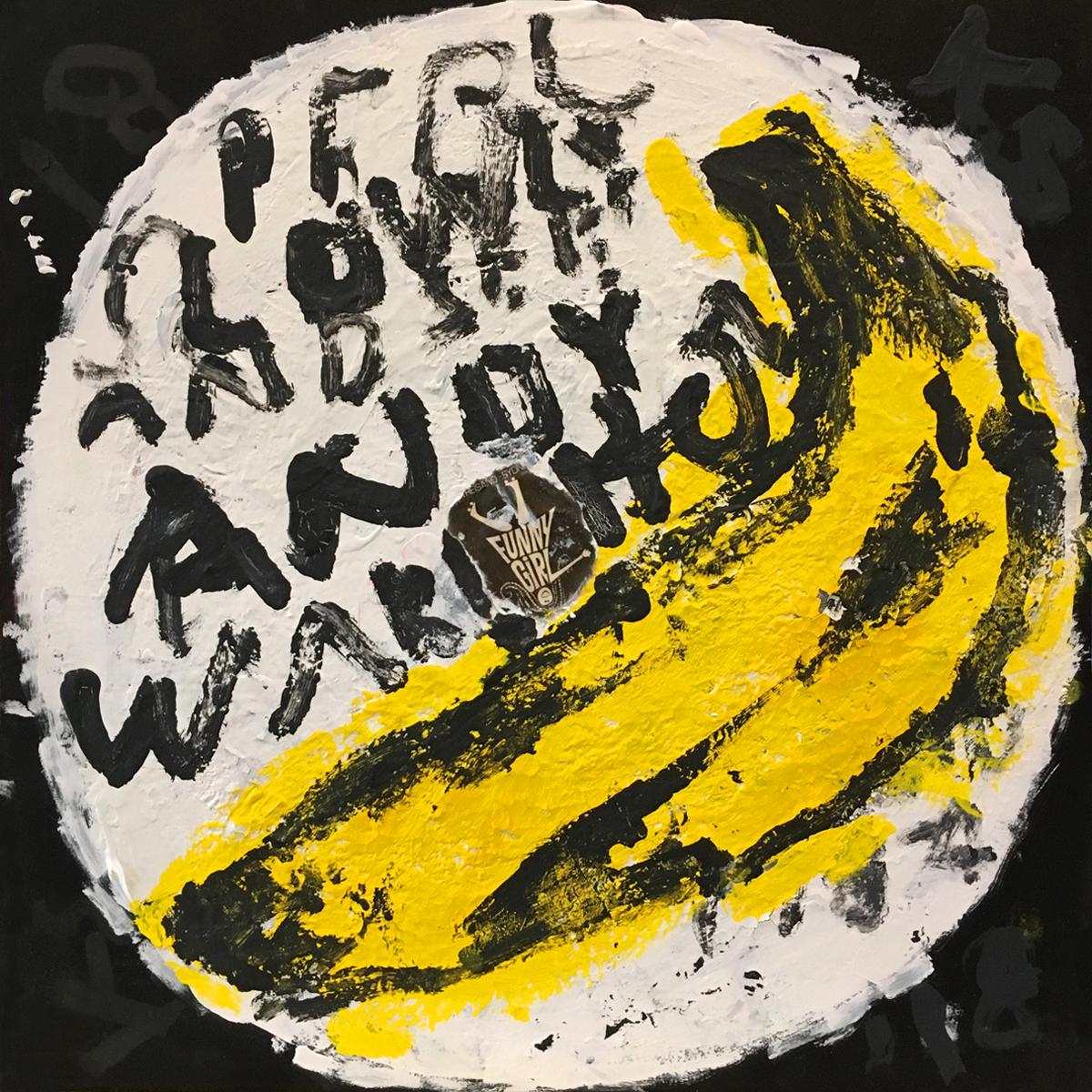 Velvet Underground / Andy Warhol (White)