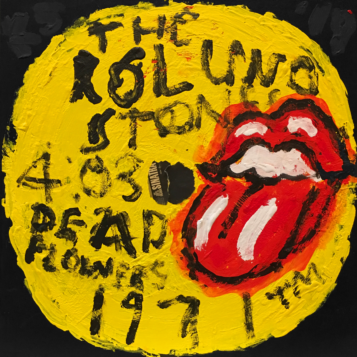 The Rolling Stones / Dead flowers