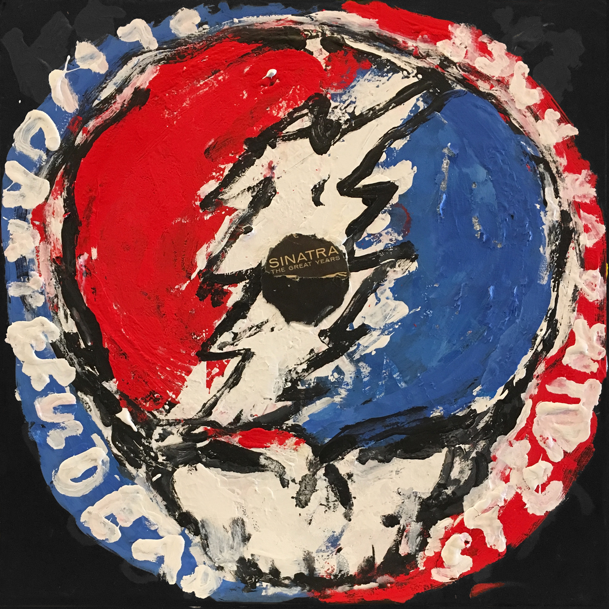 The Grateful Dead / Steal your face
